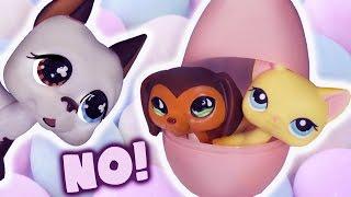 LPS Popular Tom's Easter Egg Hunt! | Alice LPS