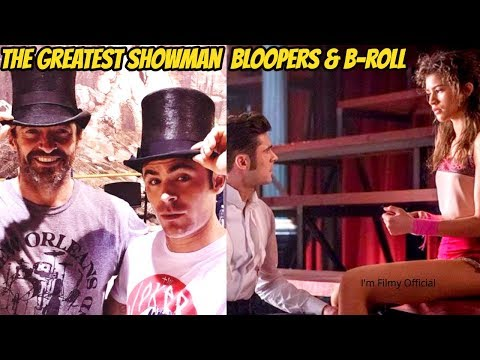 The Greatest Show Man Bloopers, B-Roll & Behind the Scenes - Hugh Jackman 2017 mp3
