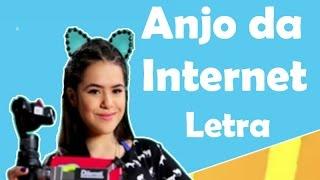 Anjo Da Internet (Letra) Maisa Silva- Carinha de Anjo