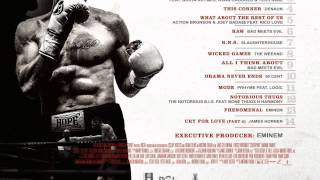 SOUTHPAW SOUNDTRACK OFFICIAL TRACKLISTING
