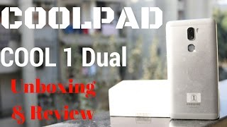 Hindi | Coolpad Cool1 Dual Unboxing & Review | Sharmaji Technical