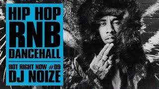 🔥 Hot Right Now #09 |Urban Club Mix October 2017 | New Hip Hop R&B Dancehall Songs |DJ Noize Mix