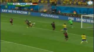 Brasil 1 Alemania 7 Goleada Historica - TV Publica (Futbol Para Todos)
