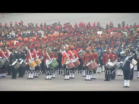 Xxx Mp4 Indian Martial Bands Play Sare Jahan Se Acha Hindustan Hamara Beating Retreat Ceremony Delhi 3gp Sex