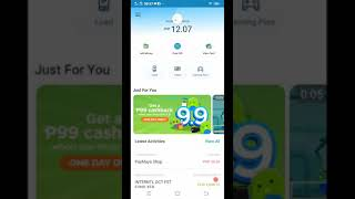 Paano mag load ng Cellphone gamit ang PayMaya App