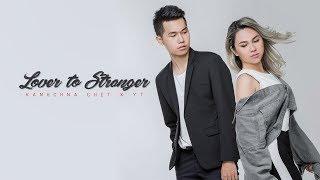 KC x YT - Lover To Stranger ( Official Lyrics Video)