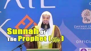 Sunnah Of The Prophet (ﷺ) - Mufti Menk