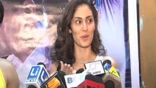 Brazilian Hot Actress Bruna Abdullah Seems Very Excited For Her Film 'Four Pillars Of Basements'