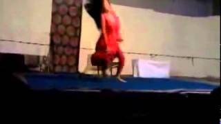 Very Hot Girl Mujra Live Exposing On Stage