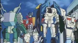 Transformers A Nova Geração - Episódio 14 - Os Decepticons - Dublado