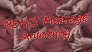 PENIS Massage TUTORIAL