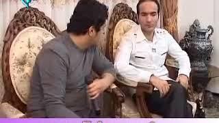 خنده دار ترین مصاحبه از یک هنرمند  حسن ریوندی