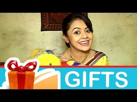Devoleena Bhattacharjee's gift segment part - 1