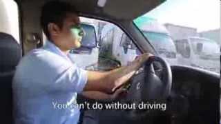 تعرف علي مهنتك - السائق المحترف