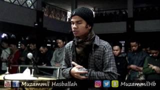 Vidio#2 Muzammil Hasballa [surah AR-Rahman]