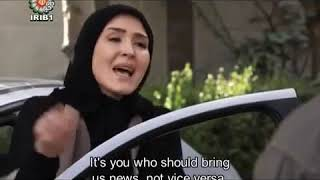 08 Iranian Serial  || In Huge Troubles    || Farsi Sub English