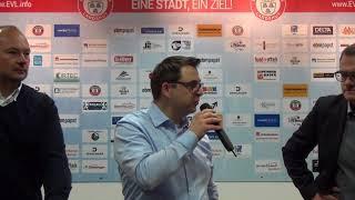 Pressekonferenz des EV Landshut