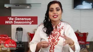 Chef Maneet Chauhan- The Perfect Biryani