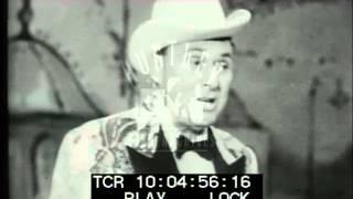 Max Miller tells a Jewish joke.  Archive film 94064