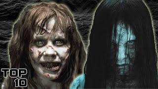 Top 10 Horror Movies That Would Be Scary If They Were Real