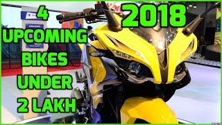 Upcoming Bikes Under 2 Lakhs | Upcoming Bikes 2018 | Pulsar SS 400 | Hero HX 250 R | R15 Version 3