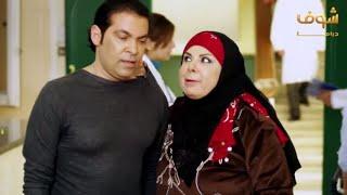 مشهد مضحك كنت بمر عالمرضى يما اشوف عايزين حاجة ولا بتاع 😂 مسلسل دلع بنات شوف دراما