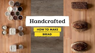 How to Make 3 Kinds of Bread from 1 Sourdough Starter | Handcrafted | Bon Appétit