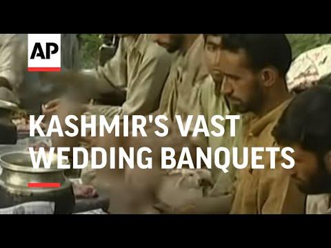 Xxx Mp4 Kashmir S Vast Wedding Banquets Concern Environmental Groups 3gp Sex
