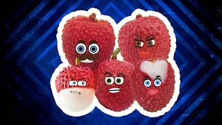 Lychee Finger Family Song Nursery Rhymes for Kids | Videos for Kids