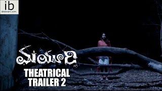 Mayuri theatrical trailer 2 - idlebrain.com