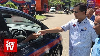 Free dodols for Malaysians to get into Raya mood