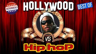 HOLLYWOOD vs HIP HOP ✭ Greatest Movie & TV Themes Remixed │15 Tracks Mix