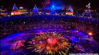 Coldplay - Paradise: The Paralympic Games Closing Ceremony 2012 [HD]