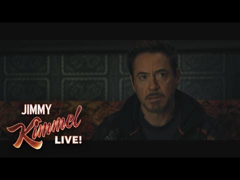 Funny Clip from Avengers Infinity War