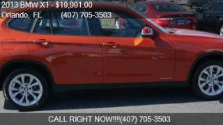 2013 BMW X1 xDrive28i AWD 4dr SUV for sale in Orlando, FL 32