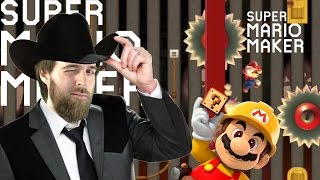 Chuck Norris' Training Regimen | How The Student Becomes the Master [SUPER MARIO MAKER]