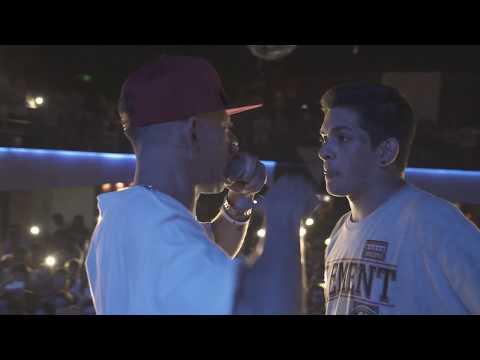 Klan vs Dtoke La Corona del Sur Camet Rap Day