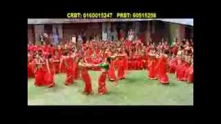 New Nepali teej song 2013 cham cham nachne ho