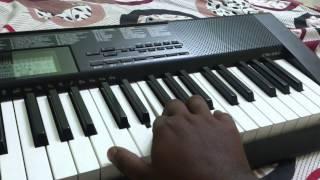 Jimi jimi aaja aaja keyboard