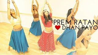 Prem Ratan Dhan Payo Dance - Choreography by Shereen Ladha