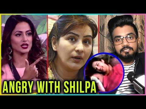 Xxx Mp4 Shilpa Shinde Posts Adult Video Shilpa Shinde MMS Hina Khan And Rocky Jaiswal REACT 3gp Sex