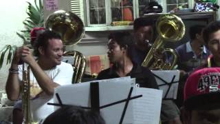 St. Patrick Band 24 karakol song(1/2)