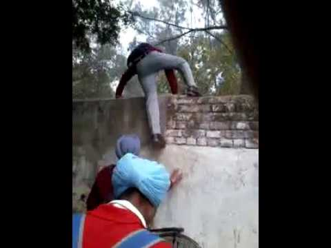 school bunk - Desi punjabi boys -funny video
