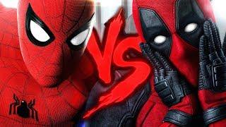 Homem-Aranha VS. Deadpool 2 | Duelo de Titãs