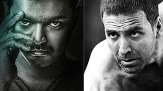 Akshay Kumar To Play A Double Role In 'Kaththi' Remake !