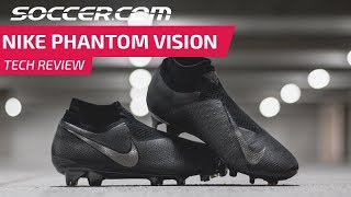 NIKE Phantom Vision - Discover the Tech Behind a New Level of Precision