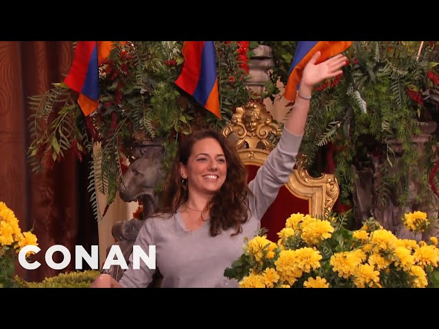 Sona Has Become Too Big A Star  - CONAN on TBS