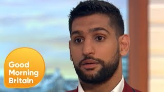 Amir Khan Comments on the Finsbury Park Van Attack | Good Morning Britain