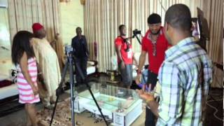 WATCH YUL EDOCHIE AND JULIET MBORUKWE BEHIND THE SCENES: SELLING POINT