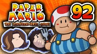 Paper Mario TTYD: Justice Gets Served - PART 92 - Game Grumps